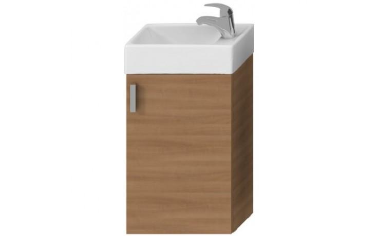 JIKA PETIT skříňka s umývátkem 386x221x585mm, třešeň/třešeň