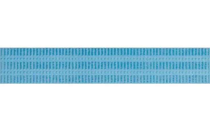 RAKO REMIX listela 25x4,3cm modrá WLAH5019