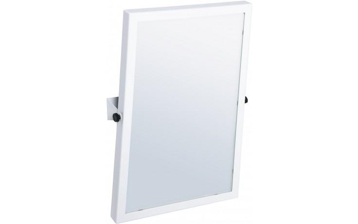 GOZ METAL REHA zrcadlo výklopné 400x600mm, bílá