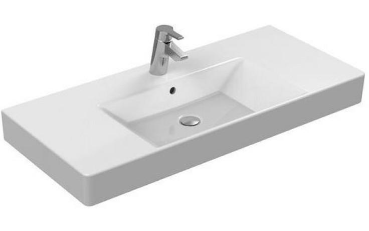 IDEAL STANDARD STRADA umyvadlo 910x455x150mm, nábytkové, s otvorem a přepadem, bílá