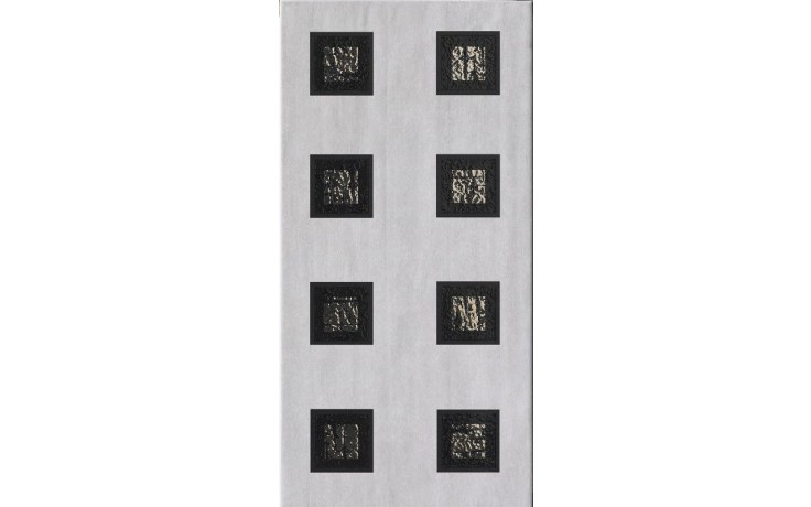 IMOLA ANDRA dekor 20x40cm white, TANT WN1