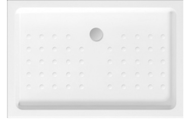 Vanička keramická Jika obdélník Neo-Ravenna 120x80 cm bílá