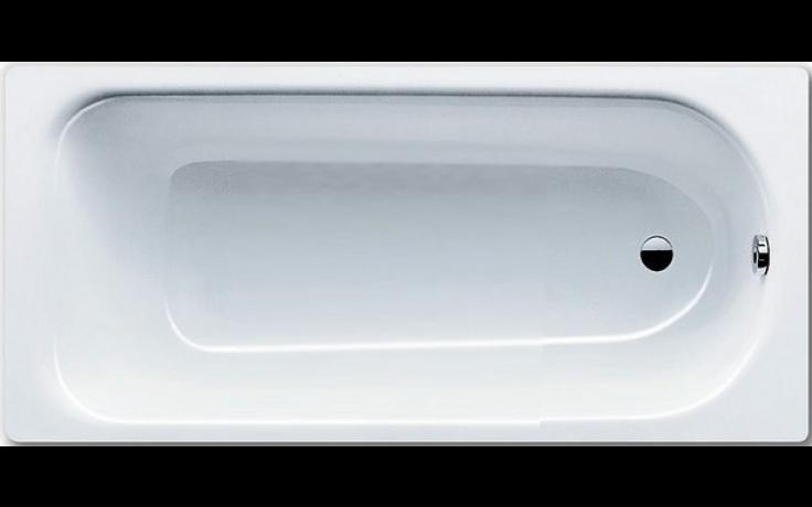 KALDEWEI EUROWA 311 vana 1600x700x390mm, ocelová, speciální, bílá Antislip