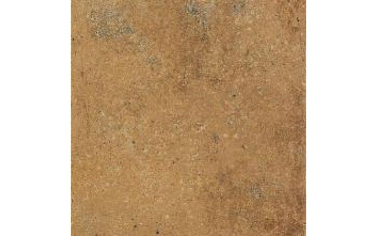 Dlažba Rako Siena 22,5x22,5 cm hnědá