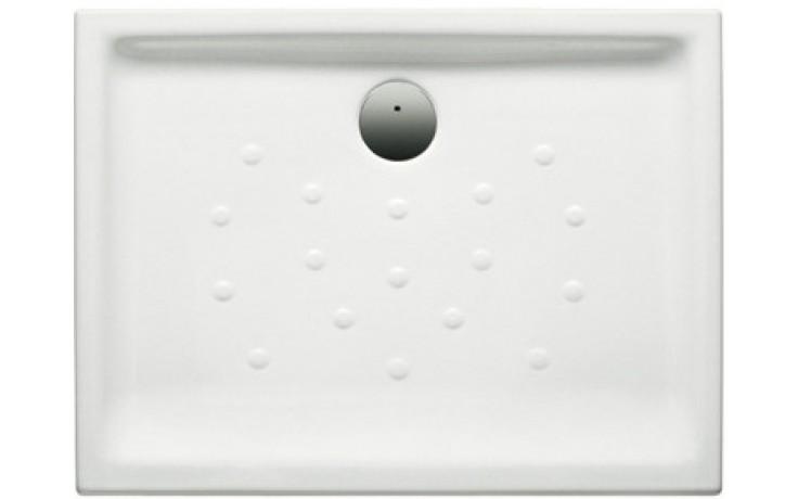 ROCA MALTA keramická sprchová vanička 1200x700x80mm obdélníková, bílá 7373513000