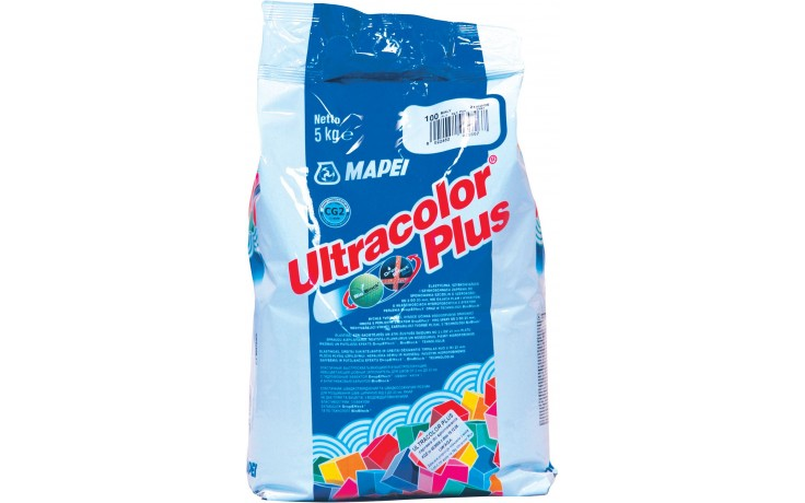 MAPEI ULTRACOLOR PLUS spárovací tmel 5kg, 100 bílá
