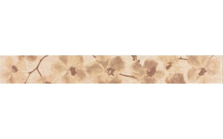 RAKO LAZIO listela 25x3,2cm béžová WLAGC023