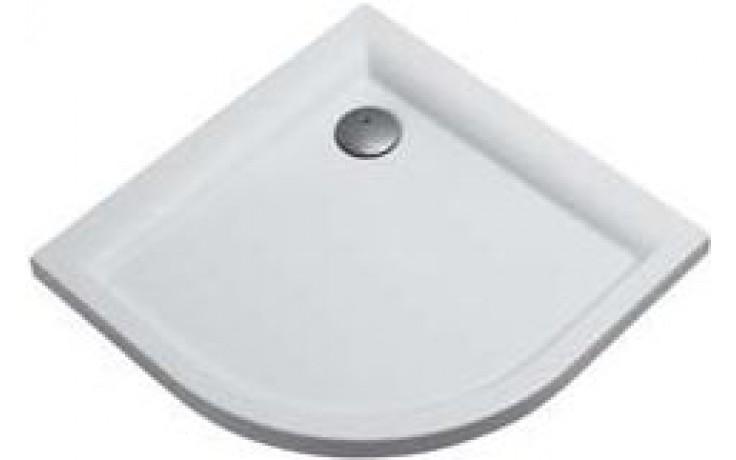 KOLO PACIFIK sprchová vanička 90x90cm, čtvrtkruhová, bílá XBN0790000