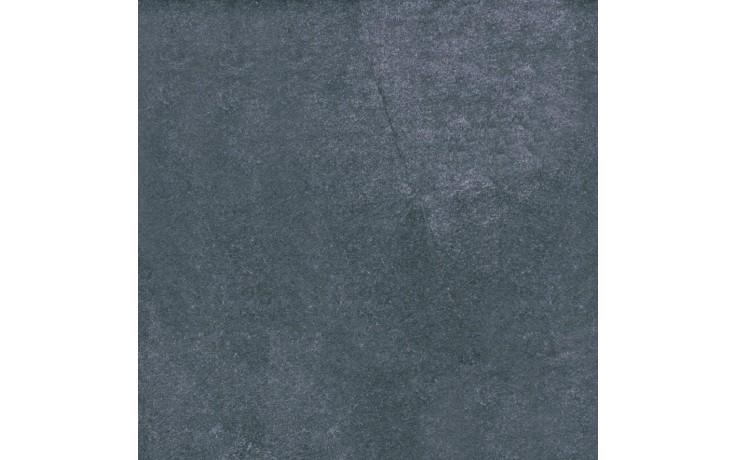 Dlažba Rako Sandstone Plus 44,5x44,5cm černá