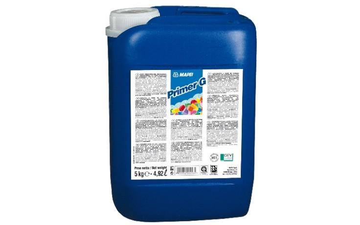 MAPEI PRIMER G penetrační nátěr 5kg, disperzní, modrá