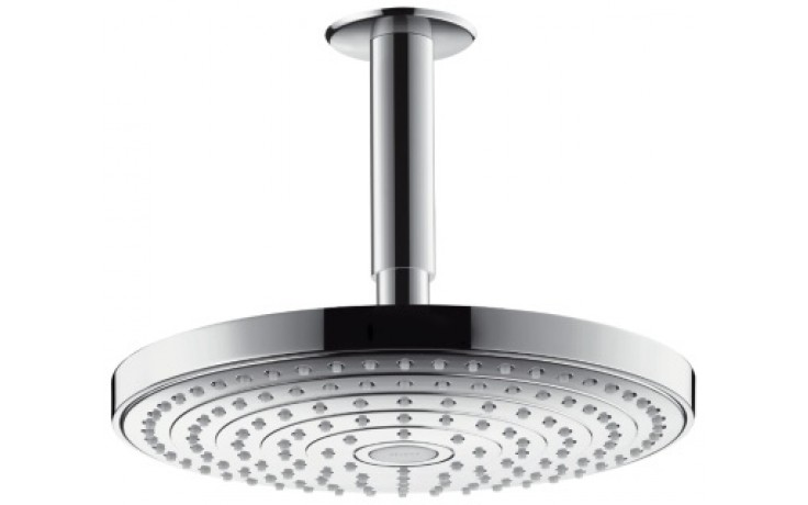 HANSGROHE RAINDANCE SELECT S 240 2JET ECOSMART horní sprcha s přívodem od stropu chrom 26469000