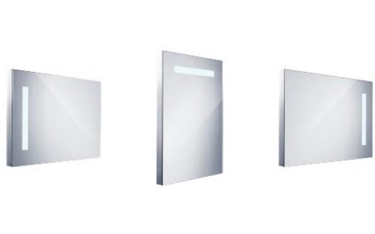 NIMCO 1001 zrcadlo LED s osvětlením 500x700mm chrom ZP 1001