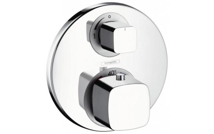 HANSGROHE ECOSTAT E termostat pod omítku s uzavíracím ventilem chrom 31572000