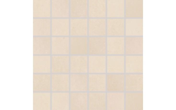 RAKO TREND mozaika 5x5cm světle béžová DDM06658