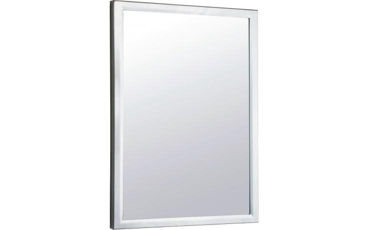 AZP BRNO REHA zrcadlo závěsné 400x600mm, nerez-brus