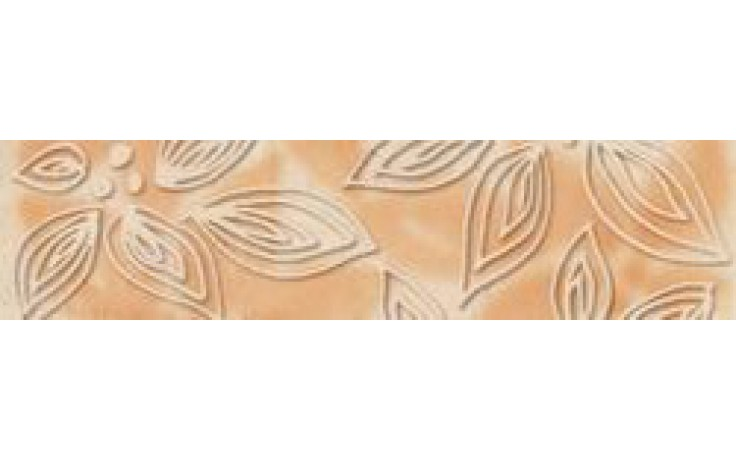 RAKO INSPIRACE listela 25x6,1cm oranžová WLAGF007