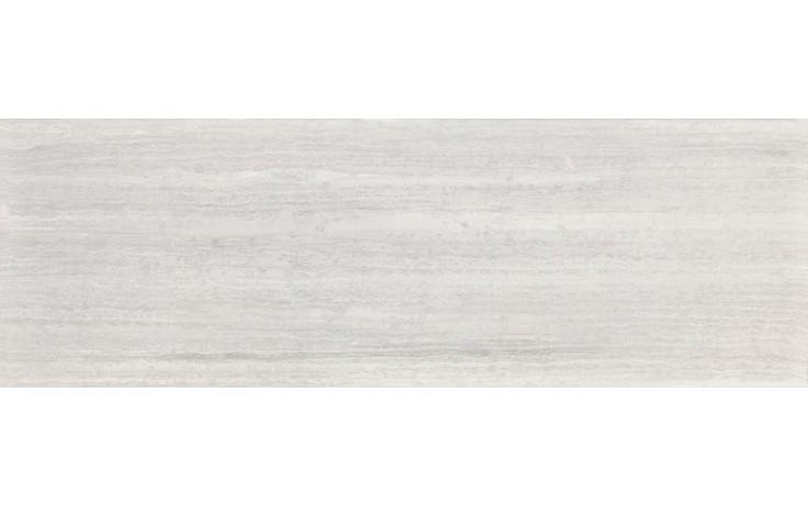 Obklad Rako Senso 20x60 cm světle šedá