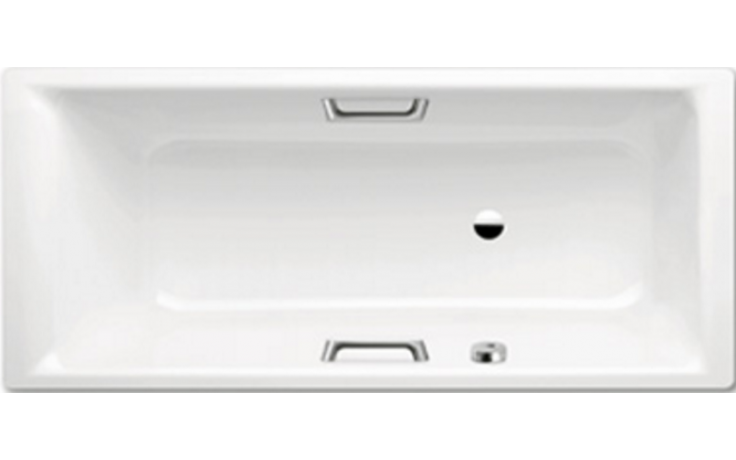 KALDEWEI PURO STAR 686 vana 1600x700x420mm, ocelová, obdélníková, bílá 258600010001