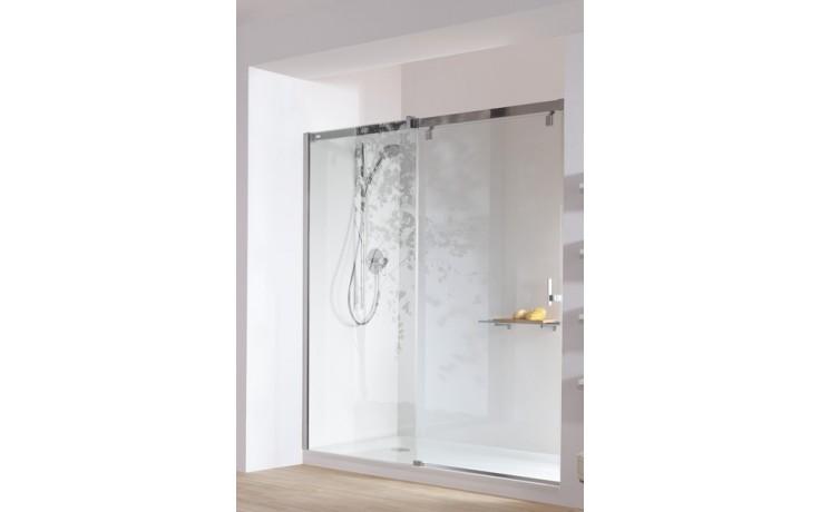 Zástěna sprchová dveře Huppe sklo Vista pure 1200x2000mm chrom/čiré AP