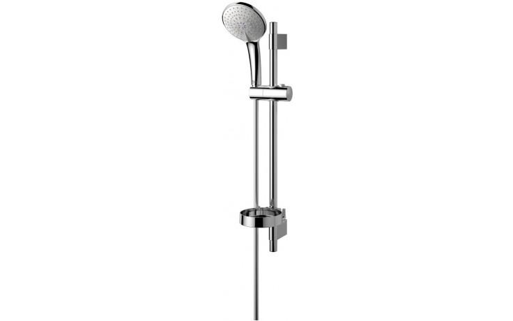 IDEAL STANDARD IDEALRAIN set L3 3-funkční ruční sprcha 120mm/sprchová tyč 600mm chrom B9425AA