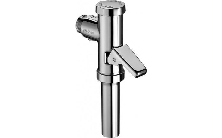 SCHELL SCHELLOMAT tlakový splachovač WC DN20, chrom