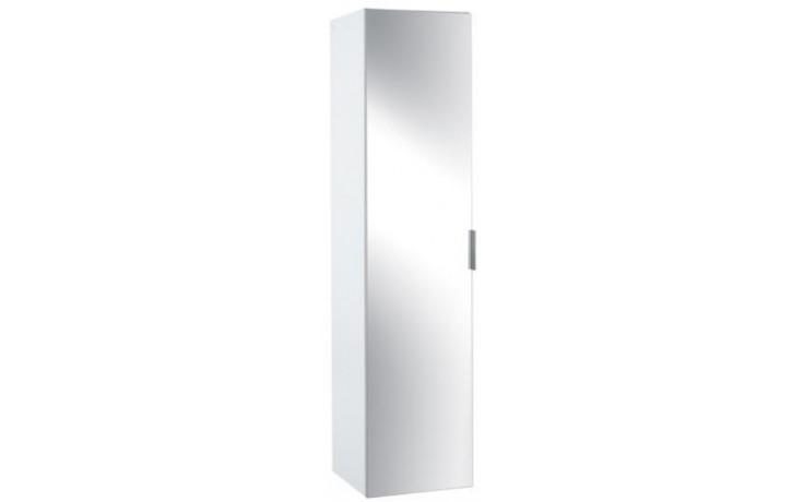 KOHLER REACH skříňka 350x340x1470mm vysoká, se zrcadlem, gloss white 4040W-N18