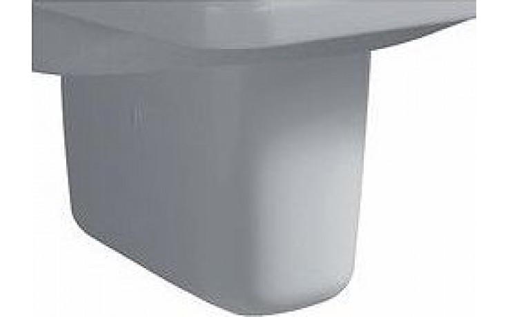 KERAMAG RENOVA NR. 1 COMFORT polosloup 23x27,4x26cm, bílá 298510000