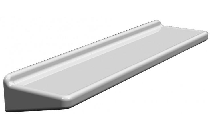 VITRA S50 polička 605mm keramická bílá 5327B003-0156