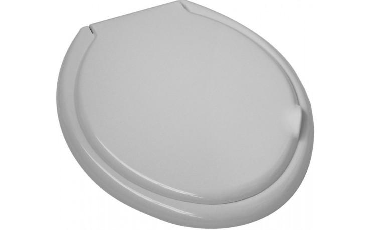 SAM HOLDING T-3542 B sedátko 382x445mm záchodové, PP, bílá