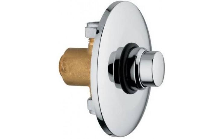 Ventil tlakový Raf - sprchový podomítkový  chrom