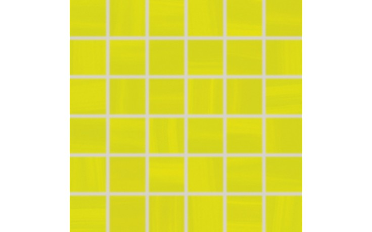 Obklad Rako Air mozaika 5x5 (30x30) cm zelená