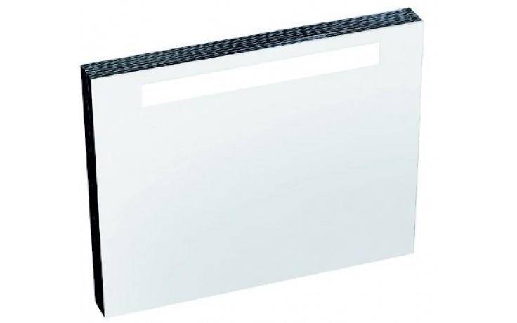 RAVAK CLASSIC 600 zrcadlo 600x550x70mm se zářivkou a el. zásuvkou, espresso X000000430