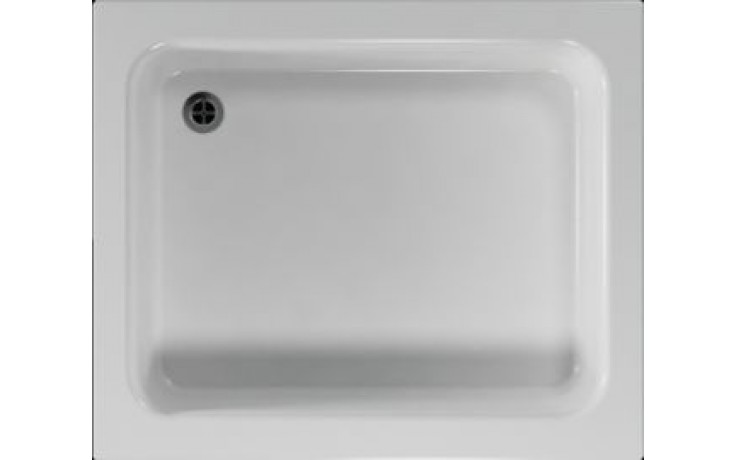 Vanička plastová Teiko obdélník - 90x75x15cm pergamon