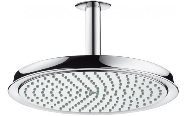 HANSGROHE RAINDANCE CLASSIC 240 AIR 1JET horní sprcha s přívodem od stropu chrom 27405000