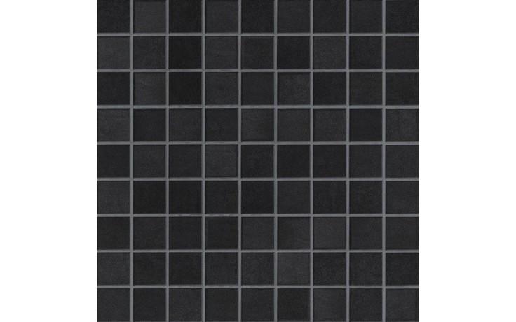 IMOLA MICRON 2.0 mozaika 30x30cm, black, MK.M2.0 30NL