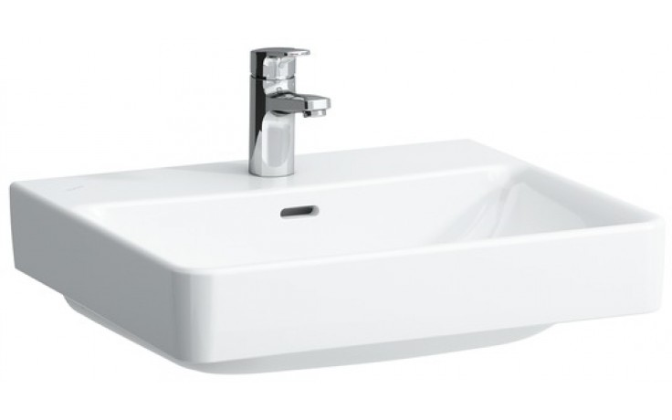 LAUFEN PRO S umyvadlo 550x465mm s otvorem, bílá
