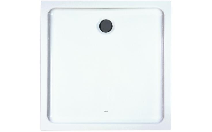 Vanička keramická Laufen - Merano 90x90x6,5 cm bílá+antislip