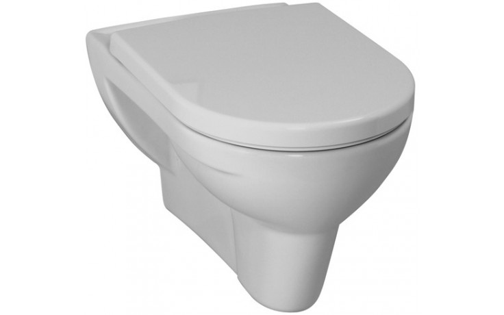 WC závěsné Laufen odpad vodorovný Pro ploché splachování  bahama