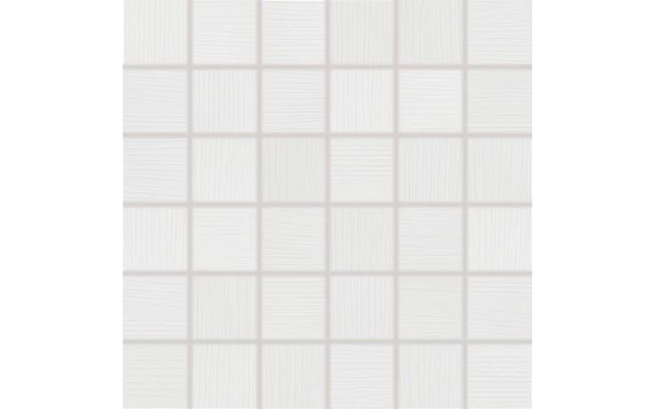 RAKO WENGE mozaika 5x5cm bílá WDM05024