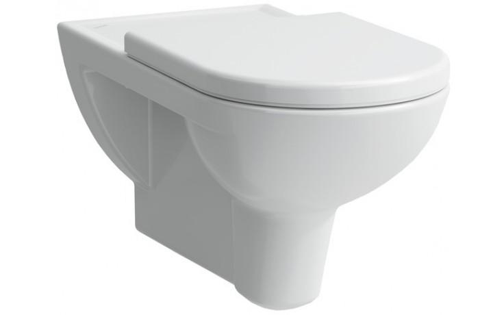 LAUFEN PRO LIBERTY závěsný klozet 360x700mm hluboké splachování, bílá