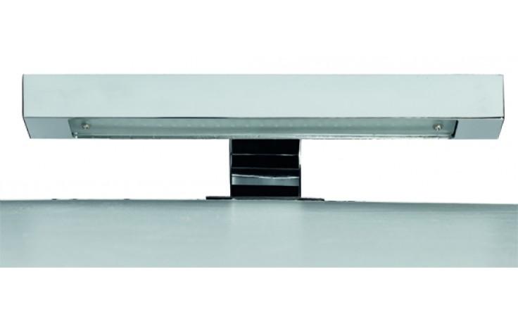 Příslušenství k nábytku Dřevojas - Reno 00021 (991044) LED osvětlení 2,4W bez adapteru hliník