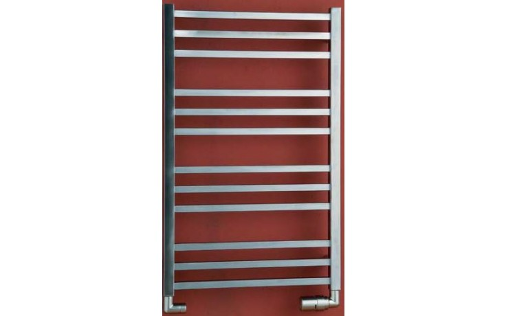 P.M.H. AVENTO AV1SS koupelnový radiátor 500x790mm, 310W, nerez