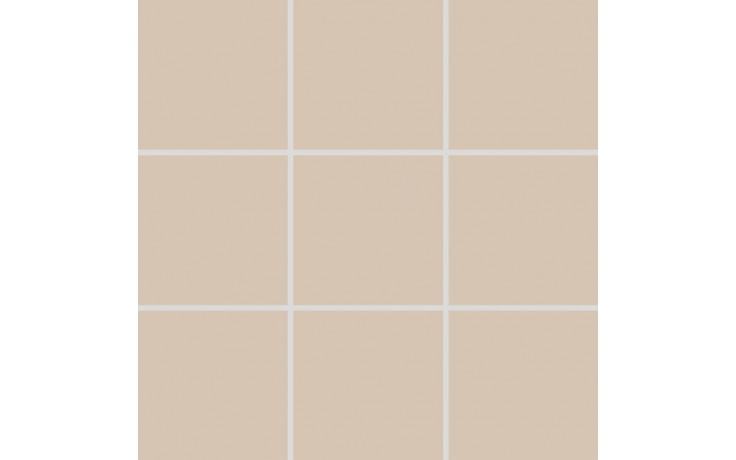 Dlažba Rako ColorTwo mozaika 10x10 (30x30) cm béžová
