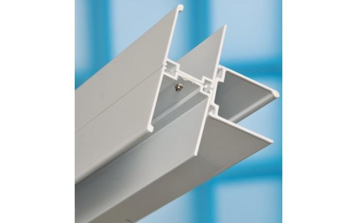 RAVAK spojovací AT profil 1880mm ke sprchovým koutům bílá E100000021