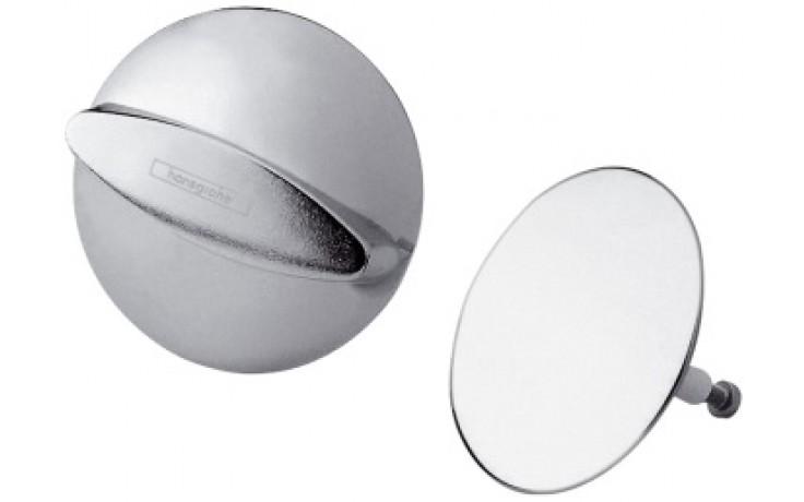 Baterie příslušenství Hansgrohe - vanový sifon Flexaplus  chrom