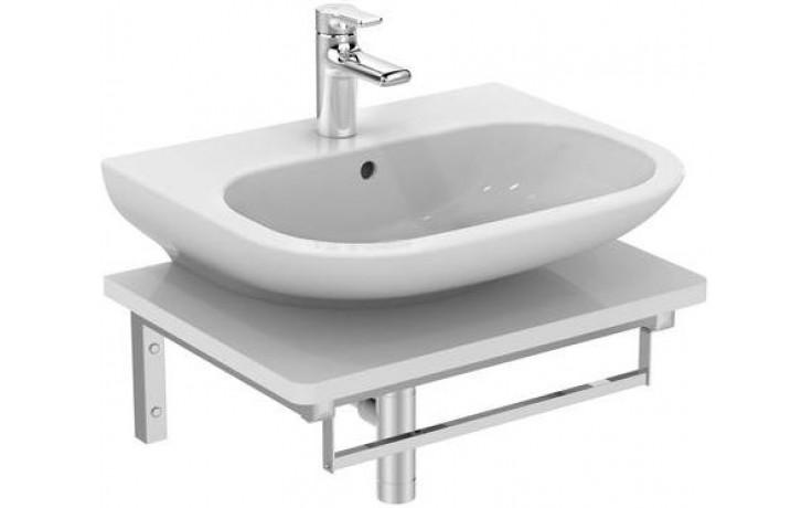 Umyvadlo klasické Ideal Standard s otvorem SoftMood T 0554 01 60x48,5 cm bílá