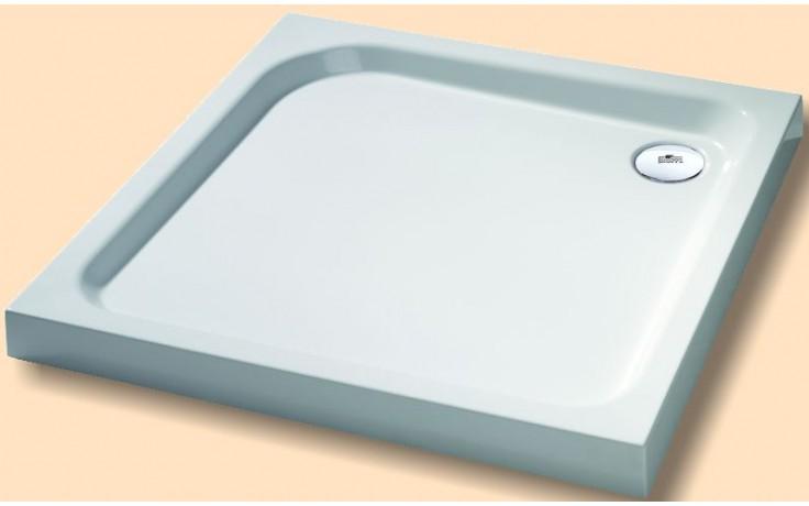 CONCEPT kryt 80x80cm k vaničkám Verano 140mm bílá 075500.055-ČTVEREC