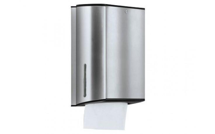 Doplněk zásobník na ručníky Keuco Plan 14985070000  nerez