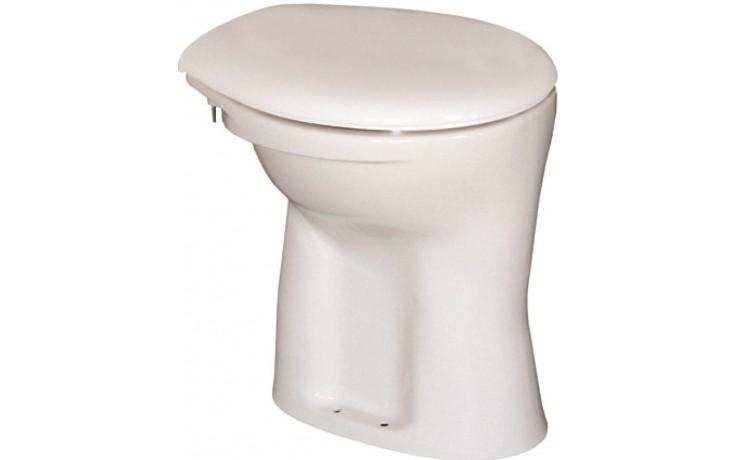 IDEAL STANDARD EUROVIT kombinovaný klozet 360x465mm zvýšený, vnitřní kolmý odpad, bílá V311501