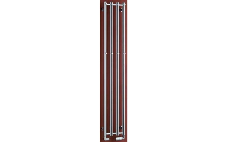 P.M.H. ROSENDAL radiátor 420x1500mm koupelnový, elektrický, chrom